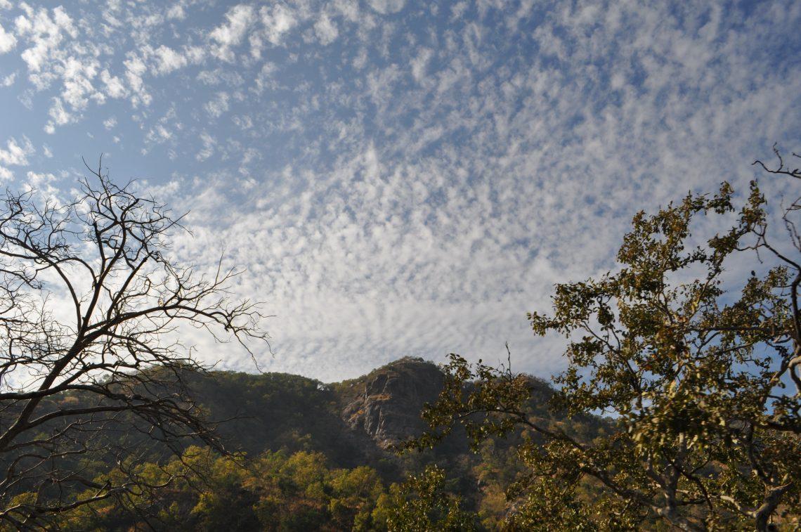 Indian Mountain View