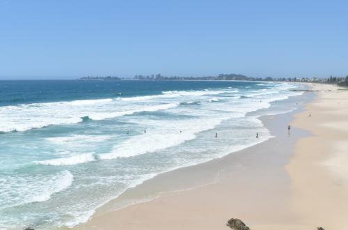 Australia Golden Coast Beach