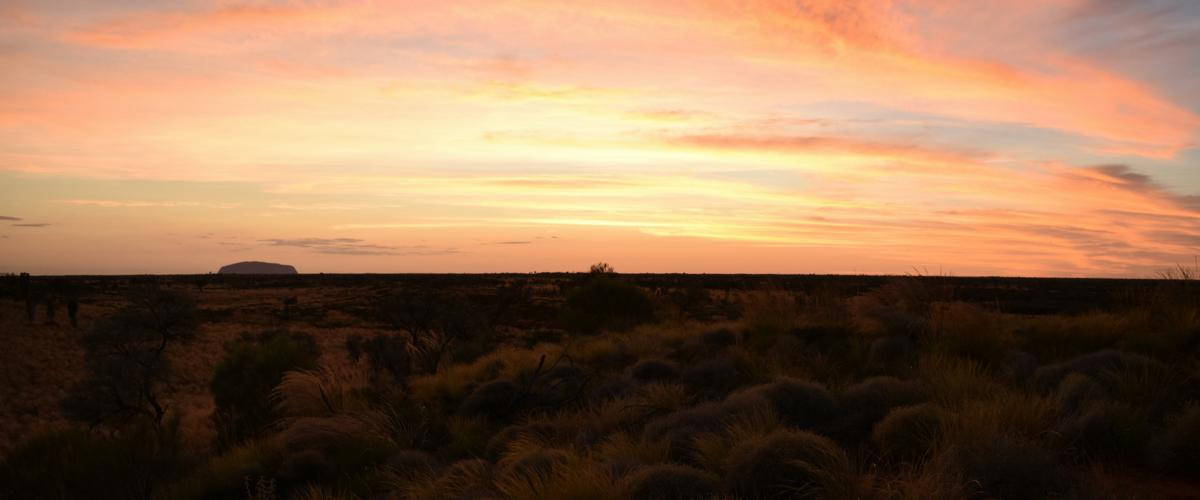 Uluru Ayers Rocks Australia