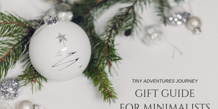 Call for Submissions Minimalist Gift Guide