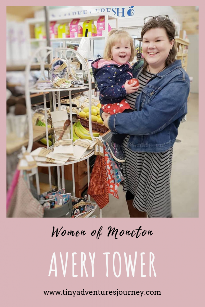 Women of Moncton Pinterest Image