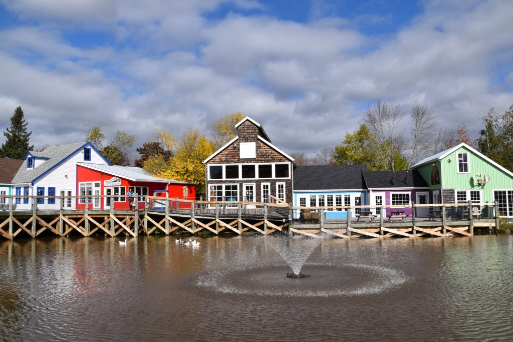 Wharf Village Moncton