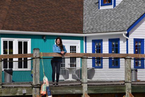 Jenna Cann Wharf Village