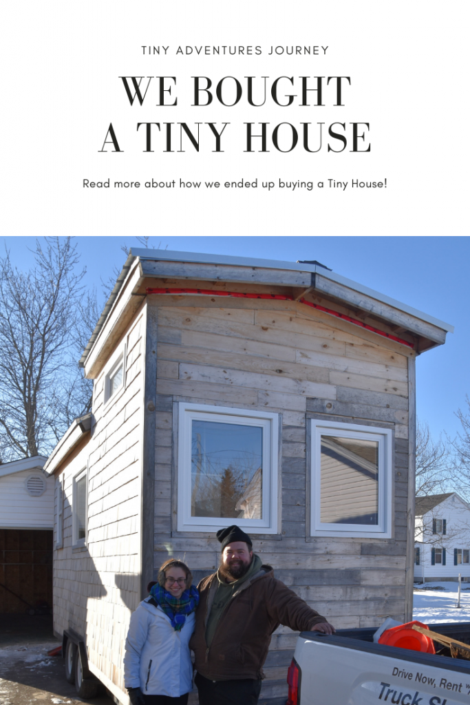 Tiny House Pinterest Graphic