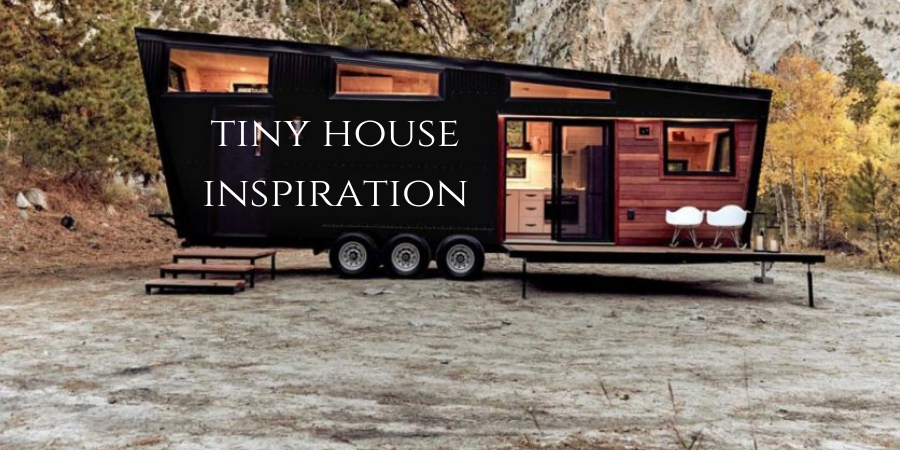 Inspiration for Tiny House Exterior