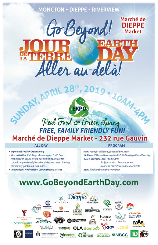 Moncton Earth Day Event