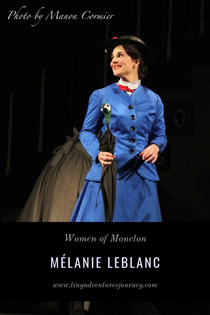 Melanie LeBlanc Pin Image