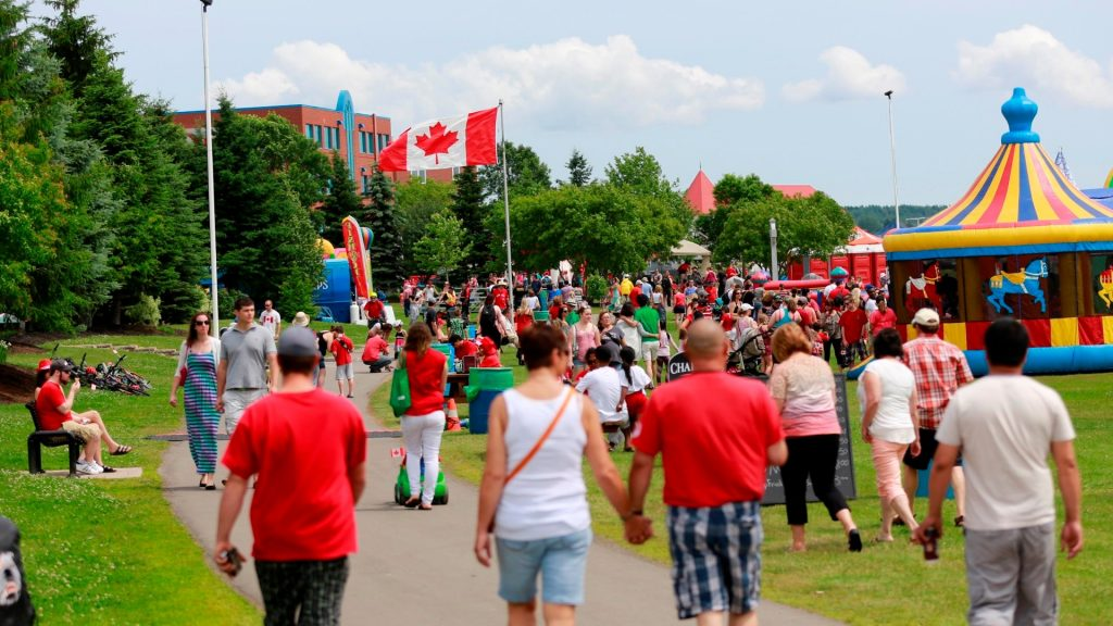 Moncton Canada Day Event