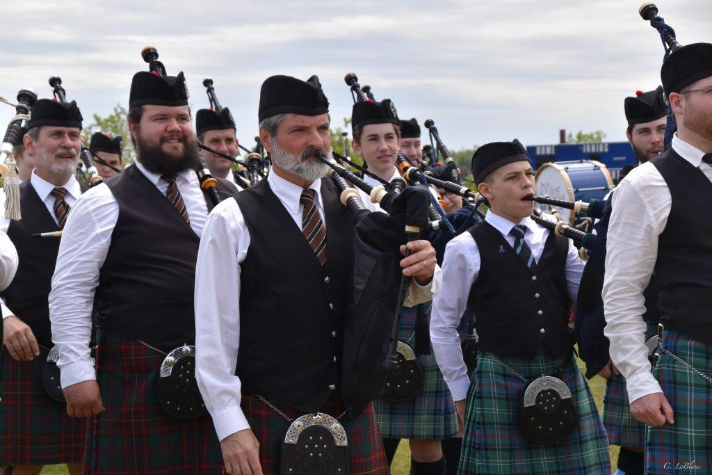 Carmen LeBlanc - Moncton Highland Games