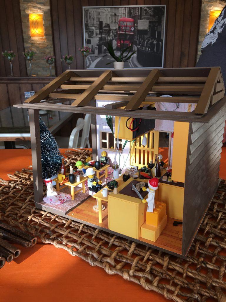 Moncton Sushi Lego House