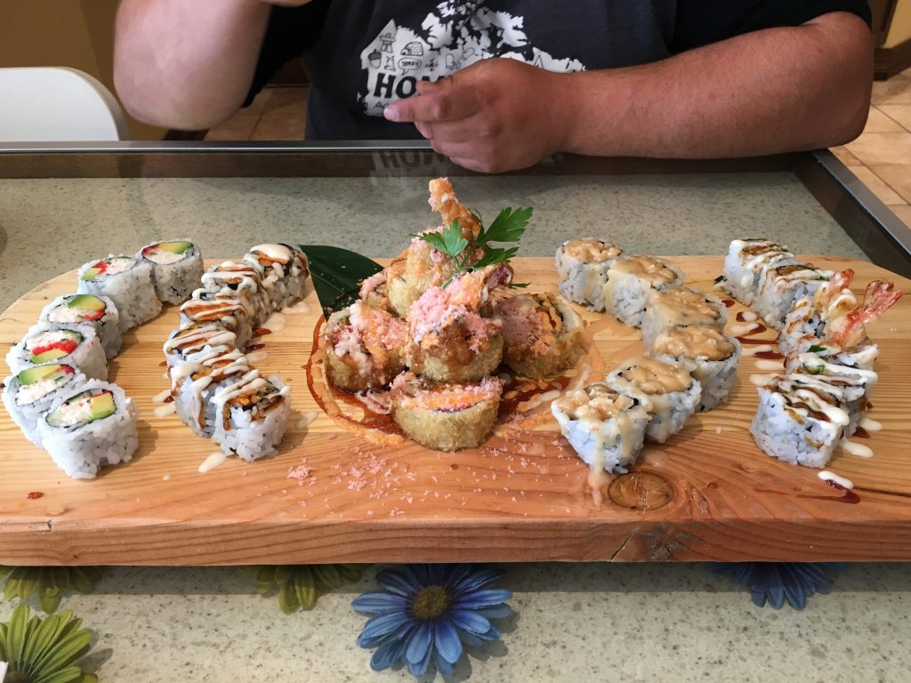 Sugar Roll Sushi