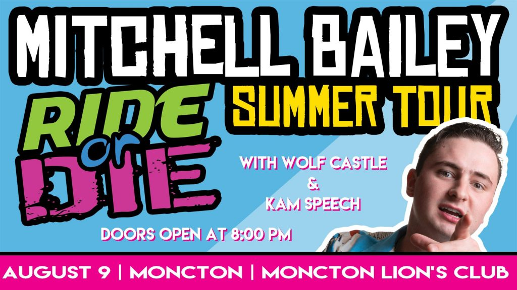 Moncton in August