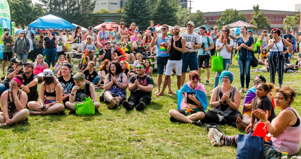 Pride LGBTQ+ Moncton in August