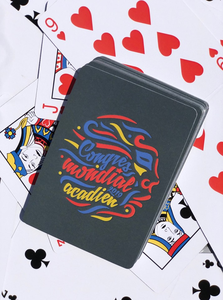 Moncton in August Card Games