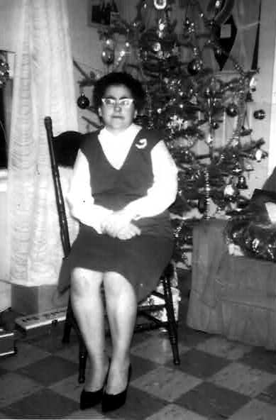 Grand-mère Therese LeBlanc