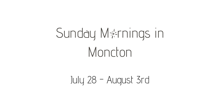 Moncton This Week