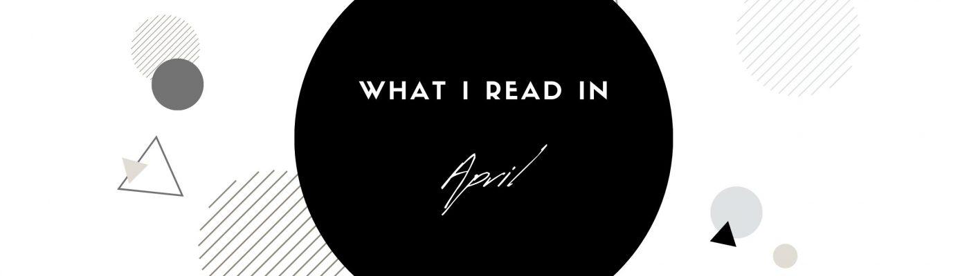 Read in April 2021